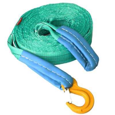 Ремень буксировочный ленточный РБл (петля-крюк)