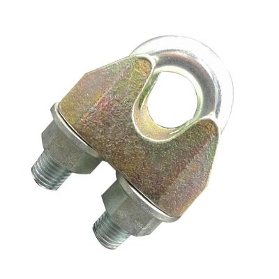 Тросовый (канатный) зажим DIN 1142